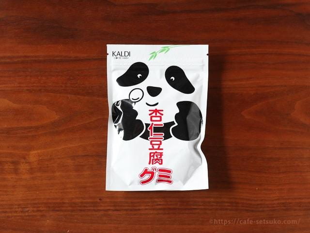 カルディオリジナル 杏仁豆腐グミ